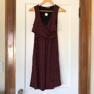 NWT Gap Maternity Nursing dress XS